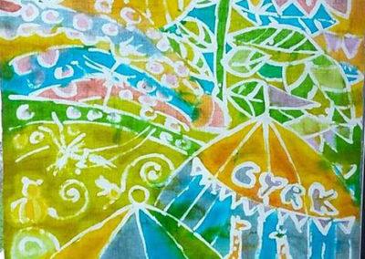 batik strona